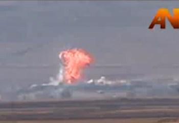Video: IŞİD tankı YPG tarafından imha edildi!