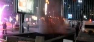 Kızılay metrosunda yangın paniği yaşandı!