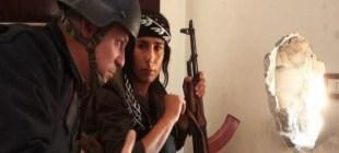 Amerikalı gazetecinin Kobani izlenimleri!