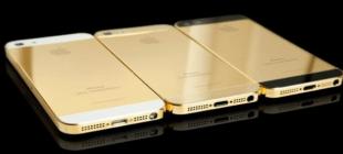Samsung altınla kaplandı!
