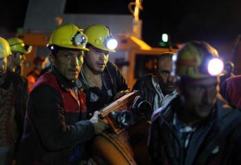 Ermenek'te madenin yüzde 79 arandı