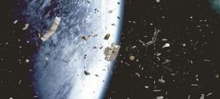 Uzay çöpleri 'lazer ışınlarıyla temizlenecek'