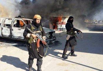 Moskova IŞİD'in askeri potansiyelinin artmasından endişe ediyor!