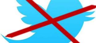 Twitter'da bir saatlik erişim problemi yaşandı