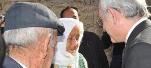 Kılıçdaroğlu Recep Amca'nın yanında!