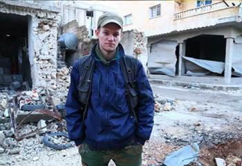 Kobani'yi izleyen gazeteci: Böyle irade görmedik