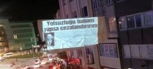 CHP'den kaldırılan pankartlar için 'projeksiyon'lu çözüm!