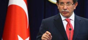 """Davutoğlu, """"sorumlu Demirtaş'tır"""" dedi"""