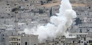 kobanide son durum, kobani, kaniya kurda, rojava, halk savunma birlikleri, ypg, isid, isis, menacir köyü, ırak islam şam devleti,
