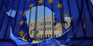Euro Bölgesi parçalanıyor mu!