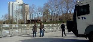 Hrant Dink anması öncesinde Gezi Parkı kapatıldı!