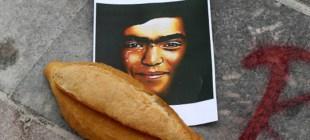 Berkin Elvan eylemindeki ekmek tahrik aracıymış!