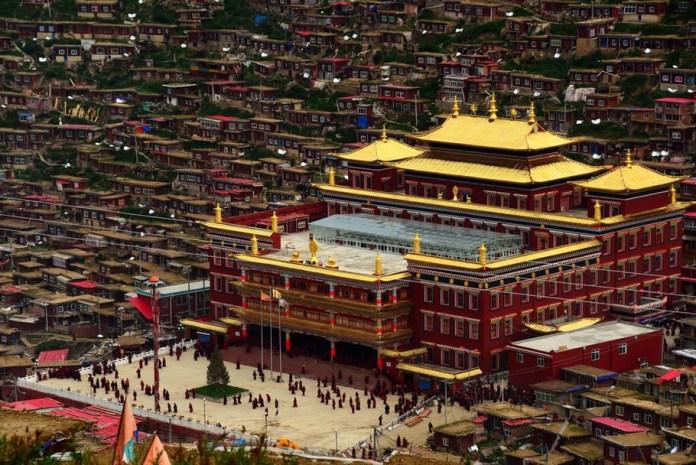 Larung Vadisi - Tibet (10)