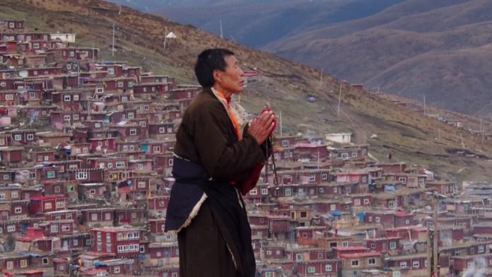 Larung Vadisi - Tibet (20)