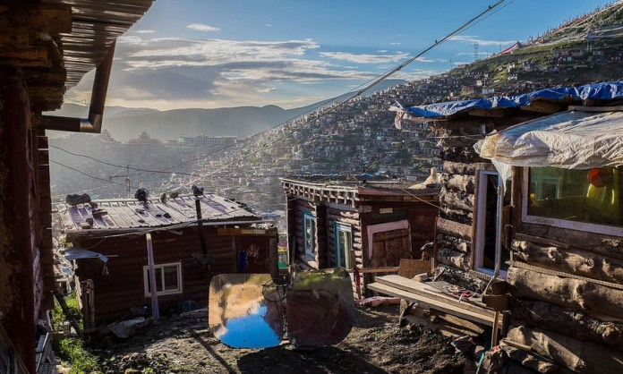 Larung Vadisi - Tibet (7)