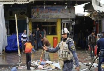 Bağdat'ta bombalı saldırı en az 30 ölü!