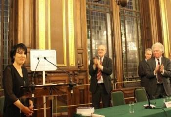 Fransa'da Sema Kılıçkaya'ya Seligmann Edebiyat Ödülü