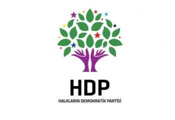 HDP'nin aday adayı adaylığını geri çekti!
