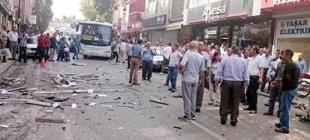 HDP binasına bombayı getiren kişinin eşkali tespit edildi