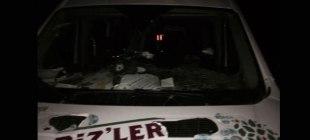 Bingöl'de HDP'nin seçim arabasına silahlı saldırı