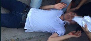 Suruç protestosuna silahlı saldırı!