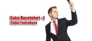 Satış Reçeteleri-1; Gelen Arama,Kızgın Müşteri,Kaybolan Satış