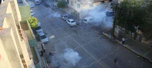 Suruçta Katliam Protestosuna Tomalı Saldırı!
