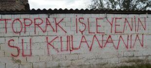 """Bülent Ecevit'in """"Toprak işleyenin su kullananın"""" dediği Göllüce satıldı"""