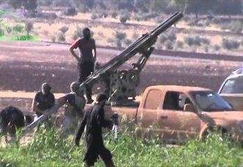 Suriye'de Ruslara saldırı