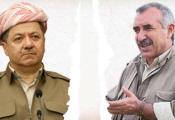 Kürtler birleşiyor mu? PKK ve PDK'de yakınlaşma