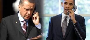 Obama'dan Erdoğan'a telefon: Askerinizi geri çekin!