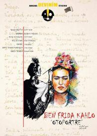 Ben Frida Kahlo Otoportre