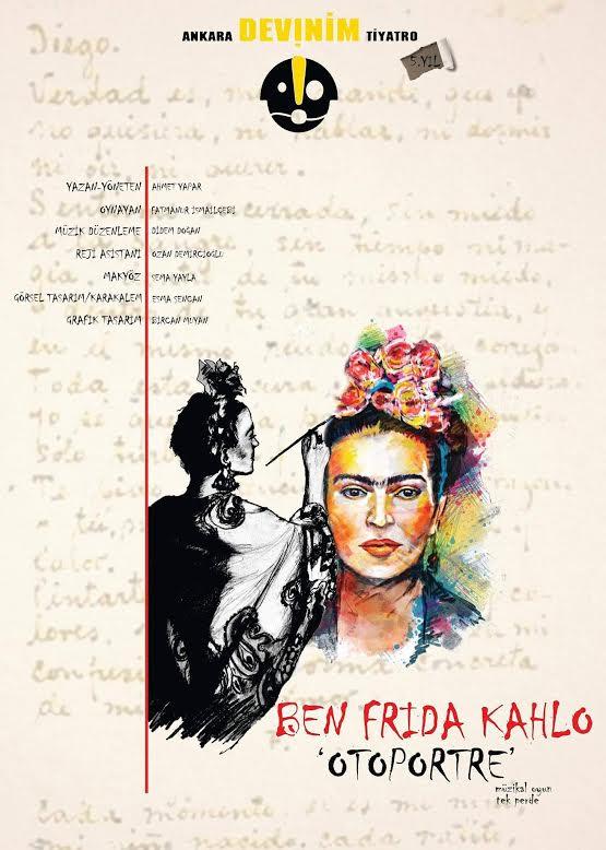 Ben Frida Kahlo-Tiyatro
