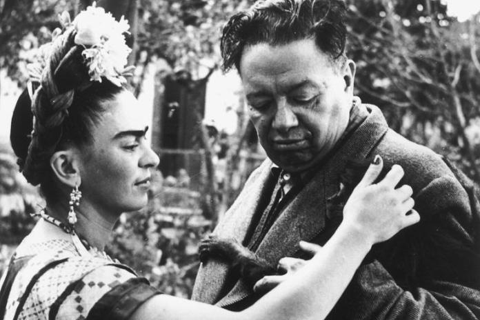 Frida Kahlo-Diego Rivera