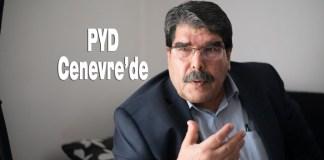 PYD Cenevre Toplantısı