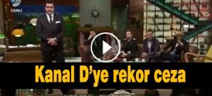 RTÜK'ten Kanal D'ye rekor Ayşe Öğretmen cezası