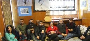Aleviler: Barış için açlık grevindeyiz