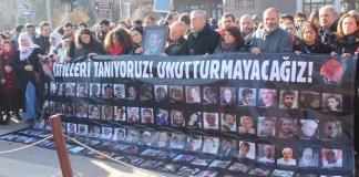 Ankara katliamı üçüncü ayında anıldı