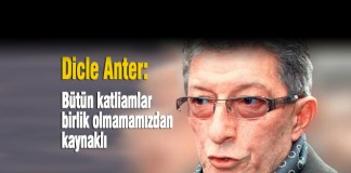 dicle anter