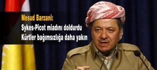 Barzani: Sykes-Picot miadını doldurdu, yeni bir anlaşmaya ihtiyaç var