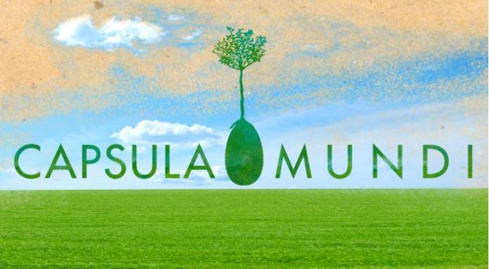 projesinin adı Capsula Mundi