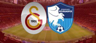 Galatasaray – Erzurumspor Maçı Kapılı Gişe Oynanacak