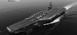 İran'dan Basra Körfezi'ndeki ABD gemilerine drone'la 'Gözüm üzerinde' mesajı