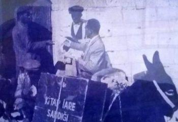 Eşekli kütüphanenin sandıkları 69 yıl sonra bulundu