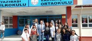 Kardeş okullar Arguvan'da buluştu