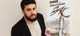 İsmail Afacan'dan ilk kitap: Adımlar Sağanak