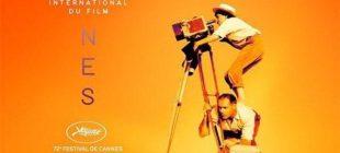 72. Cannes Film Festivali'nin afişi yayınlandı