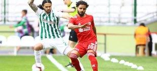 Atiker Konyaspor: 1 – Demir Grup Sivasspor: 1