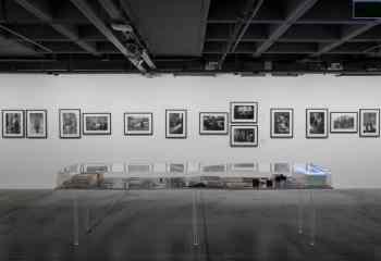 'İki Arşiv, Bir Seçki: Ara Güler'in İzinde İstanbul' sergisi İstanbul Modern'de
