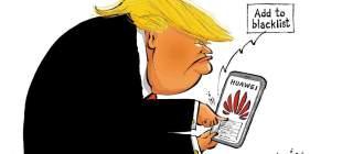 Huawei Krizi Dünyayı Karıştırdı, İşte Trump'ın Kara Liste Sonrası Son Hamlesi
